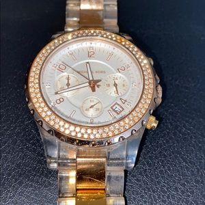 A nice designer Michael Kors watch